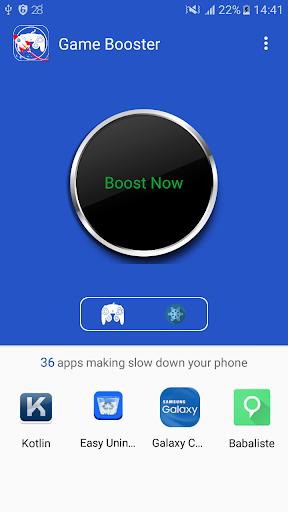 Game Booster 1.1.0 screenshots 2