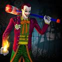 Scary Clown Attack Night City icon