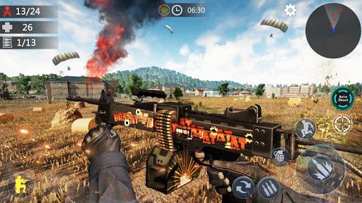 Encounter Terrorist Strike: FPS Gun Shooting 2020 apkpoly screenshots 7
