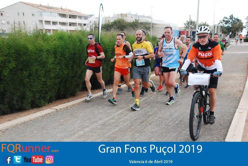 Fotos Gran Fons Puçol 2019