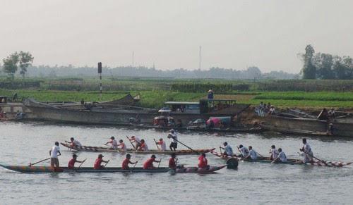 Phá Tam Giang khai màn lễ hội 2