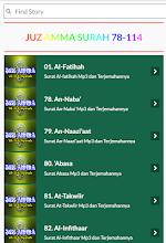 Juz Amma Mp3 Arab Latin Dan Terjemahan 20 Latest Apk
