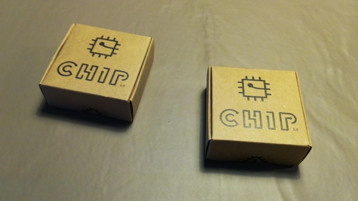 Les Chips en boîte