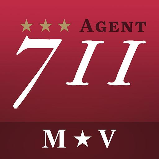Agent 711 教育 App LOGO-APP開箱王