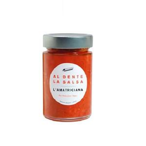 Al Dente La Salsa L'amatriciana Julhès