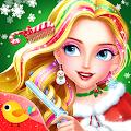 Christmas Hair Salon APK