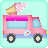 Ice Cream Truck Girls Game