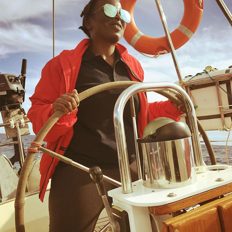Lungi Mchunu is set to be the first African woman to sail to the North Pole.