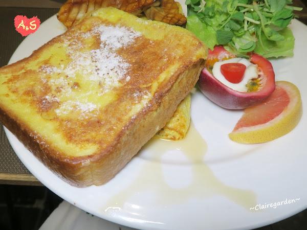 We & Me Café~信義區下午茶之來點不一樣的早午餐吧