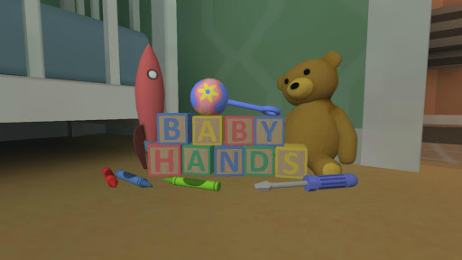 Screenshot for BABY HANDS Jr. in United States Play Store