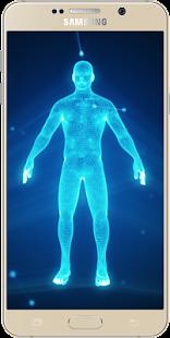 Video Call Hologram - náhled