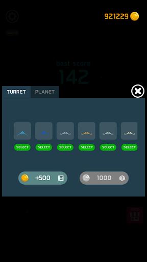 Planet Defense War screenshot 2