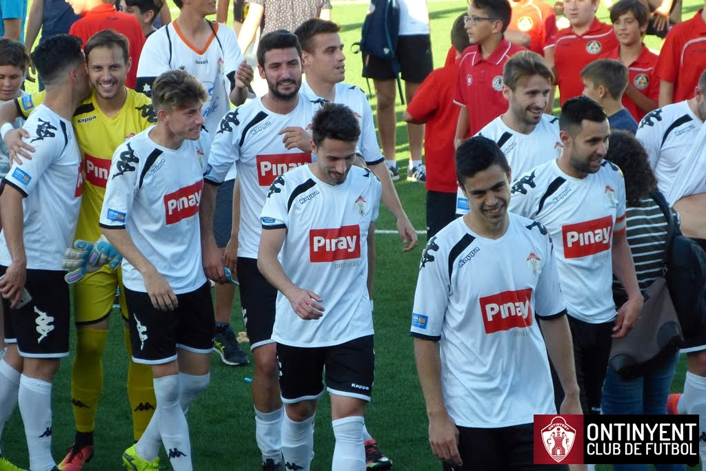Ontinyent CF Rayo Ibense promoció d'ascens