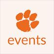 Clemson University Events icon