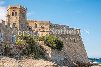 château à L'Ile-Rousse (2B)