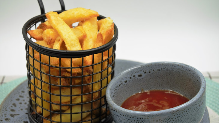 Air Fried Chips Recipe