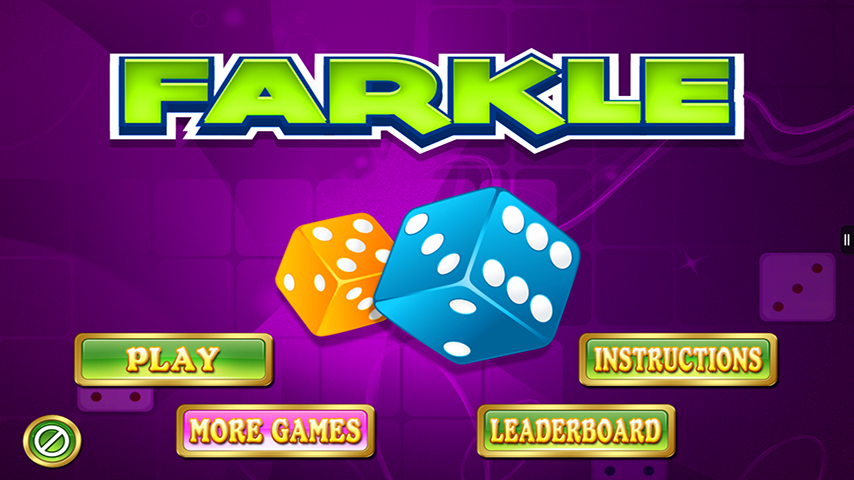 Farkle Dice Shaker Zilch Bunco- screenshot