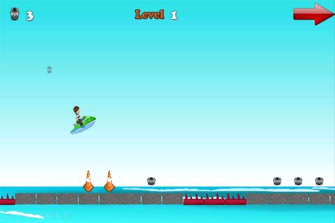 Oscar Jet Ski