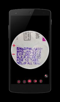 Magnifier - screenshot