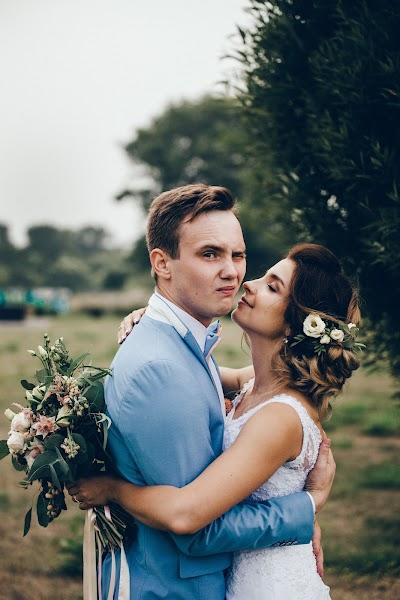 Wedding photographer Alina Postoronka (alinapostoronka). Photo of 02.09.2016