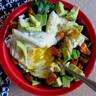 Easy Prep-Ahead Breakfast Bowl + Avocados Are Awesome