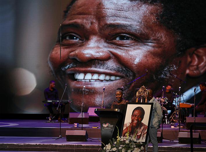 Joseph Tshabala used 'parliament' to discipline his children, recalls daughter - TimesLIVE