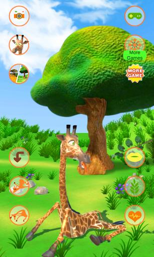 Talking Giraffe screenshots 2