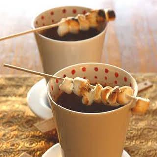 Spiced Hot Chocolate.