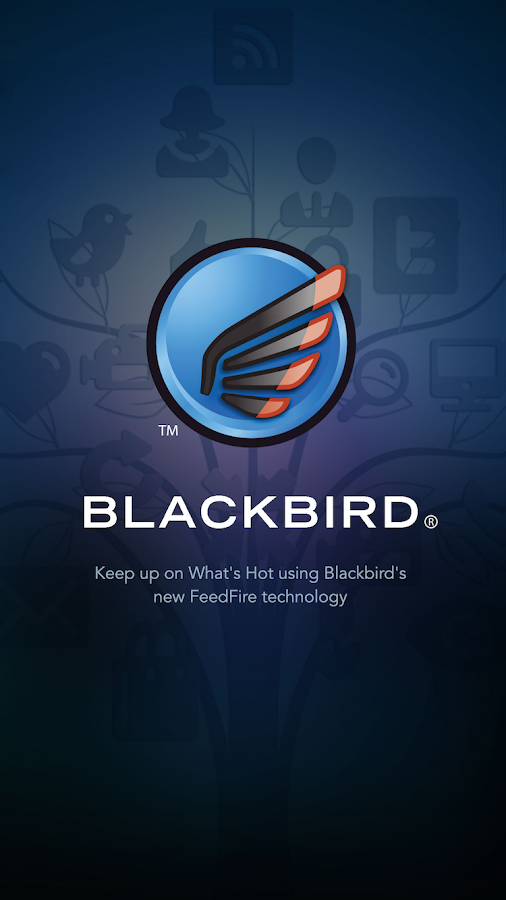 Blackbird Mobile- screenshot