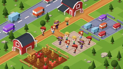 Idle Farm Tycoon - Merge Simulator 0.8 screenshots 6
