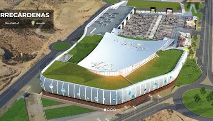 Imagen virtual del Centro Comercial Torrecárdenas.