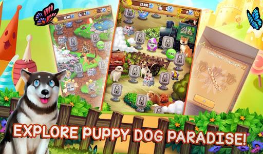 Puppy Dog Pop - Bubble Shoot Mania screenshots 5