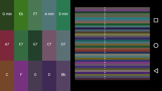 Color Autoharp - náhled