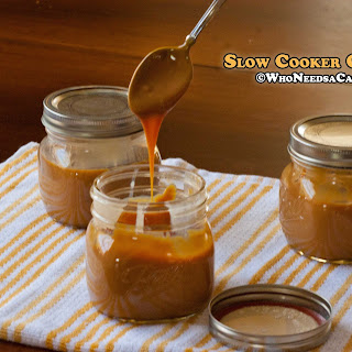 Slow Cooker Caramel