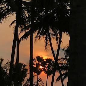 Sunset... by Indhumathi Karthikeyan - Instagram & Mobile iPhone