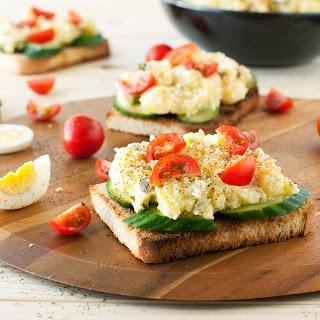 Potato Egg Salad Recipe