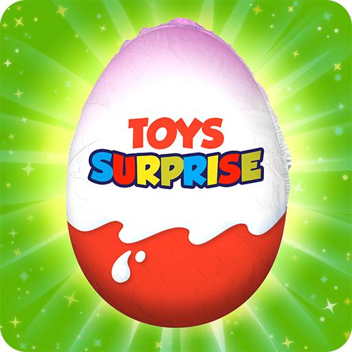 Surprise Eggs for preschool Kids