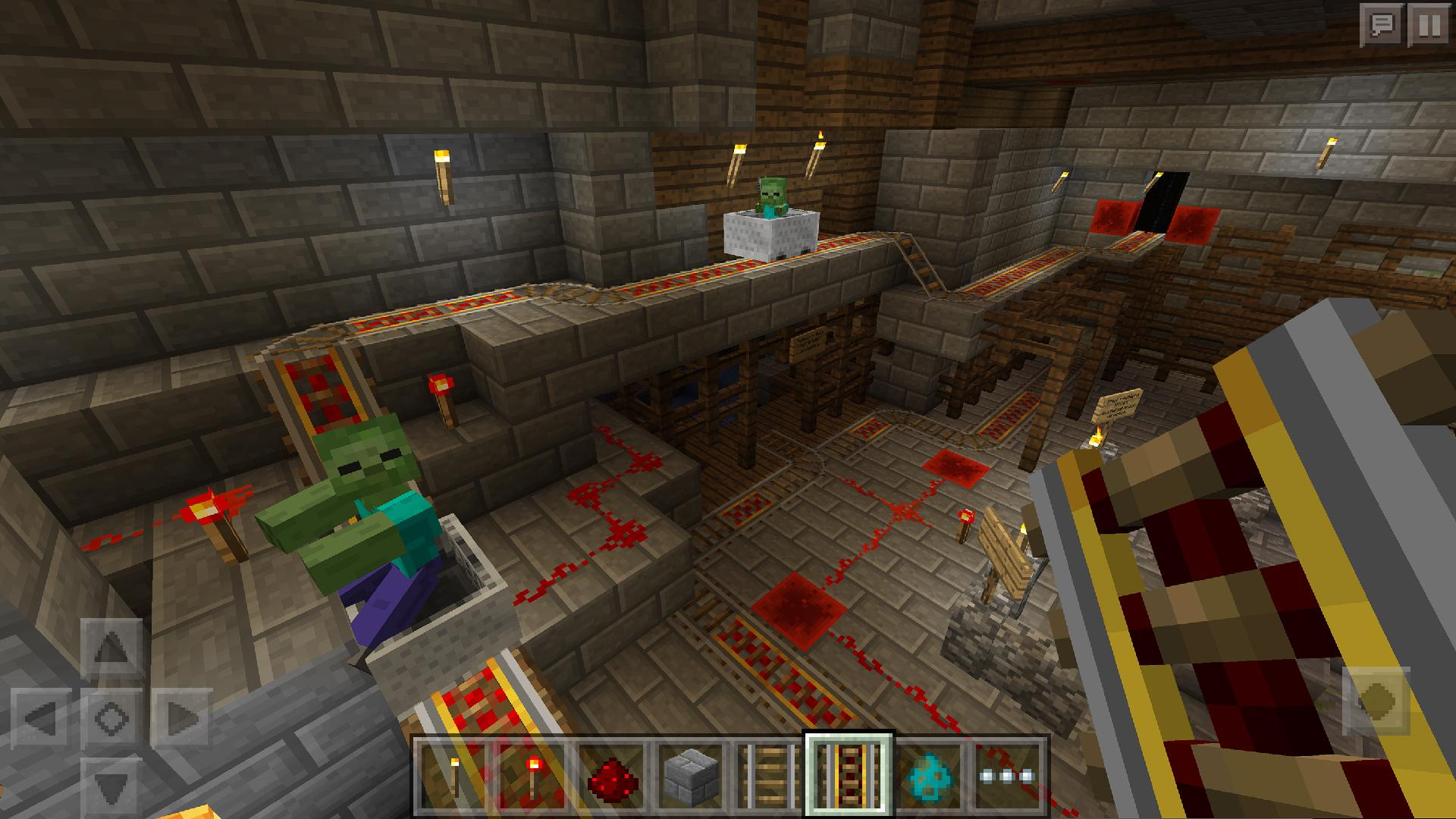 Minecraft: Pocket Edition screenshot #12
