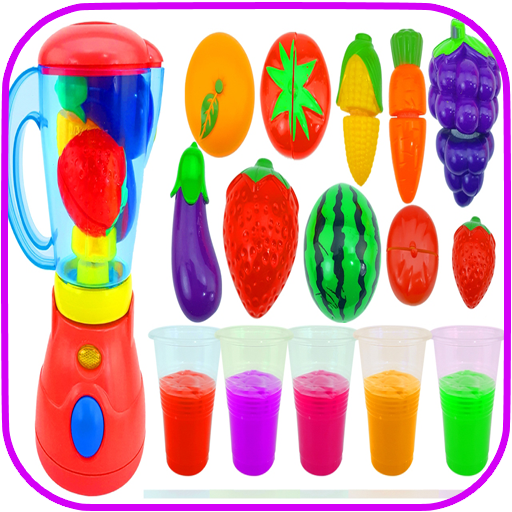 Learn Colors Fruit Toys