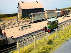 Photo: 127 Another layout visit entered into the Roving Reporter's logbook .