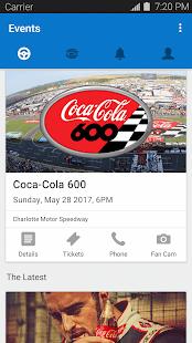 Charlotte Motor Speedway - náhled
