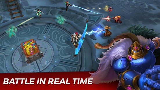 Paladins Strike- screenshot thumbnail