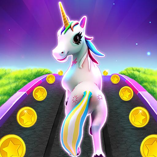 Unicorn Runner 2019  Running Game