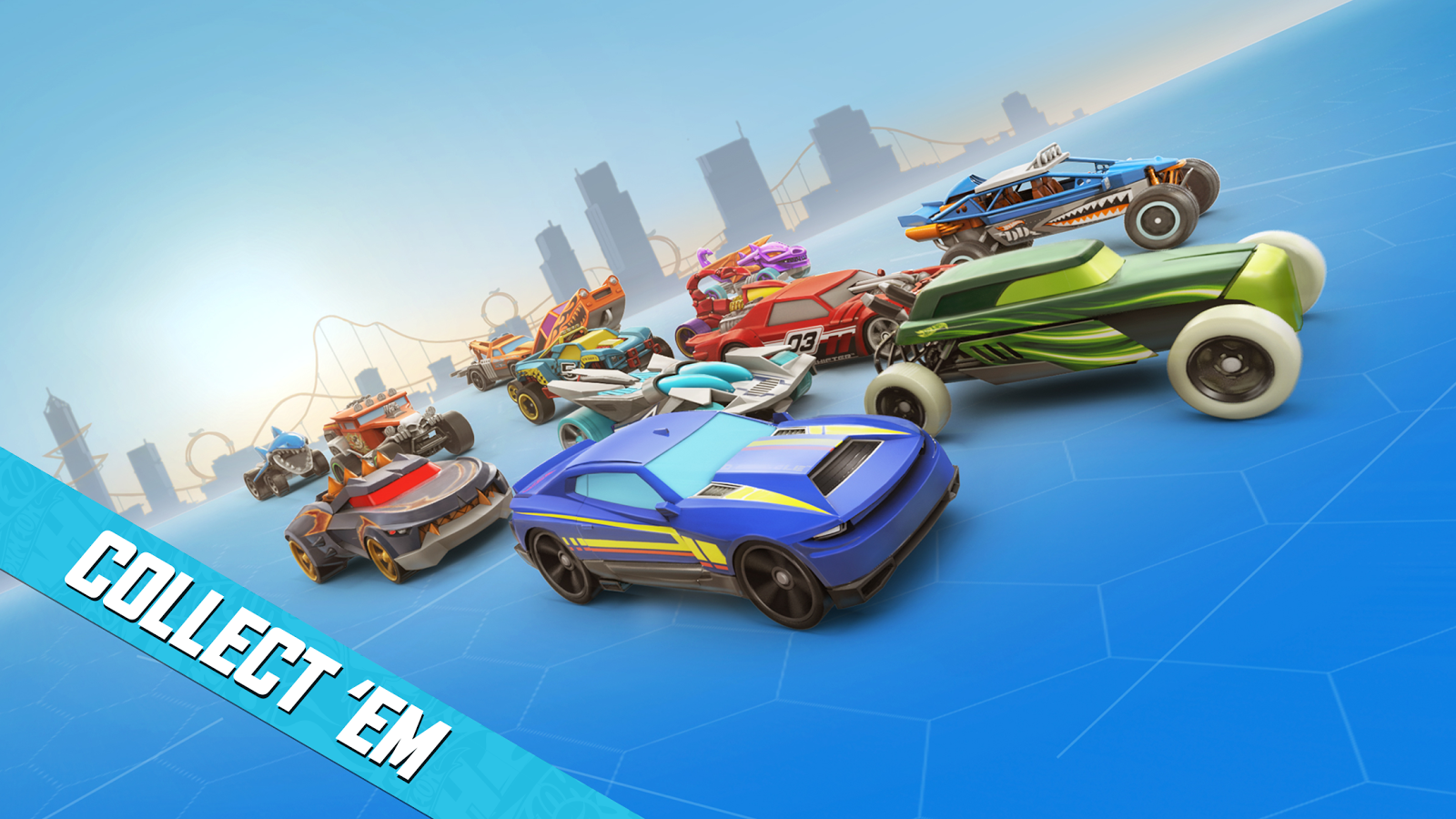 Hot Wheels: Race Off- screenshot
