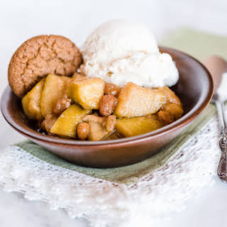 Slow Cooker Apple Ginger Compote.