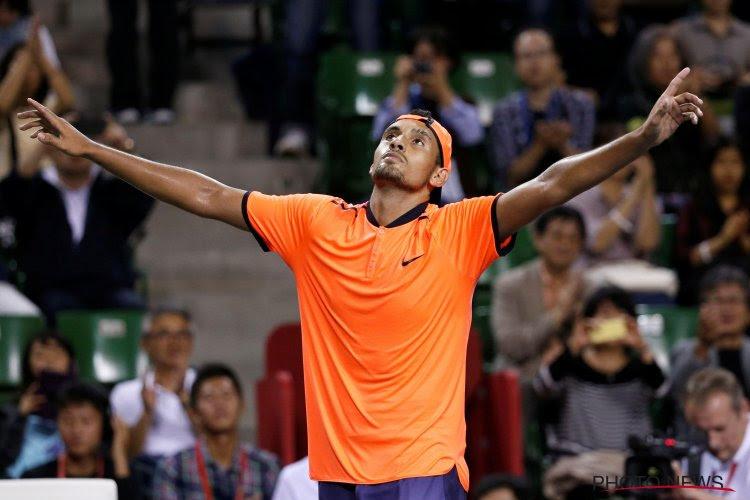 Ondanks massa kritiek pakt Nick Kyrgios na scalp van Nadal ook die van andere grandslamwinnaar