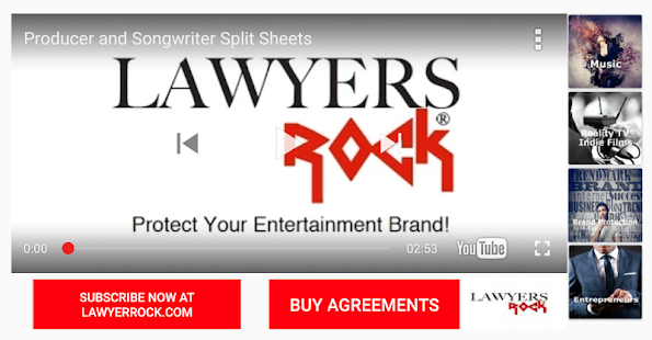 LawyersRock®- screenshot thumbnail