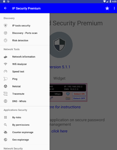 IP Tools and Security Premium ss1