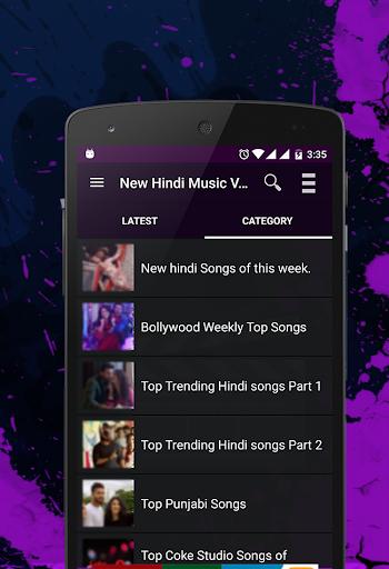 new hindi v songs download