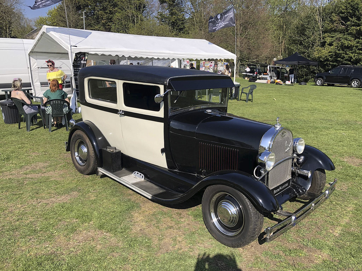 Ford Model A Hire Essex